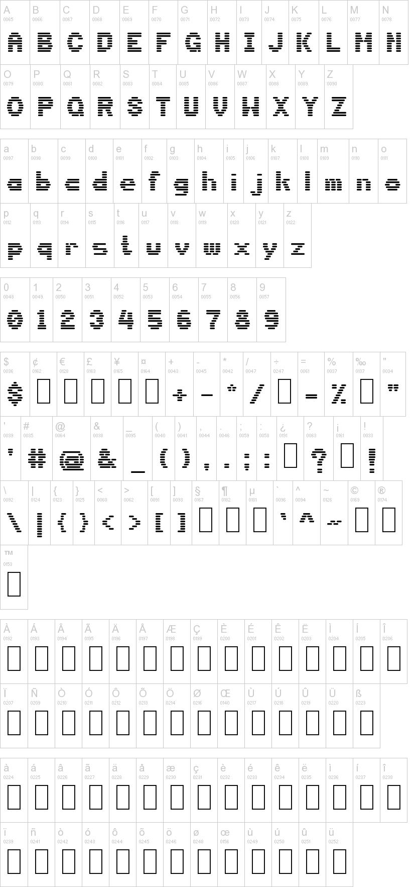 ds terminal font dafont com