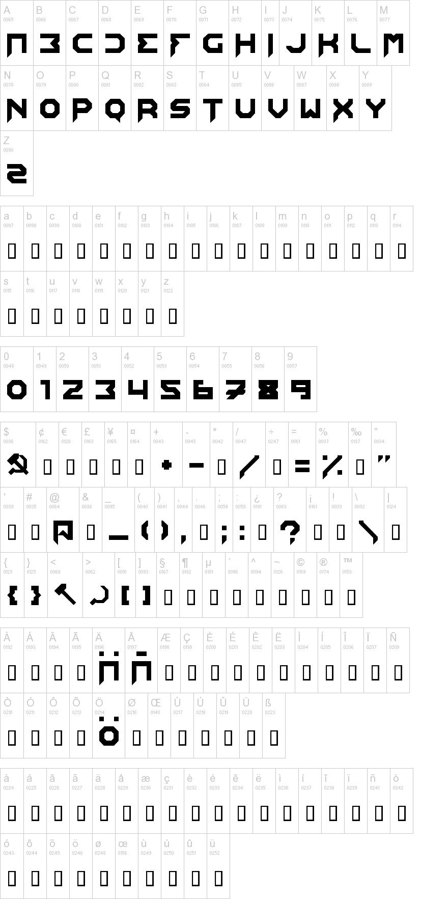 edistys free fonts