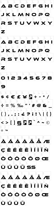 Ethnocentric Font | dafont com