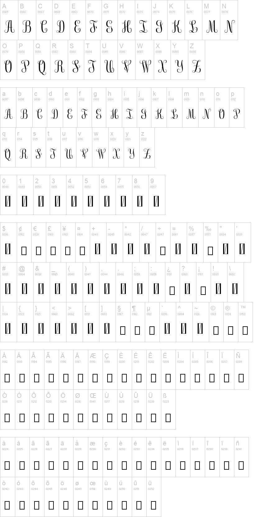 Free Monogram Font Dafont Com