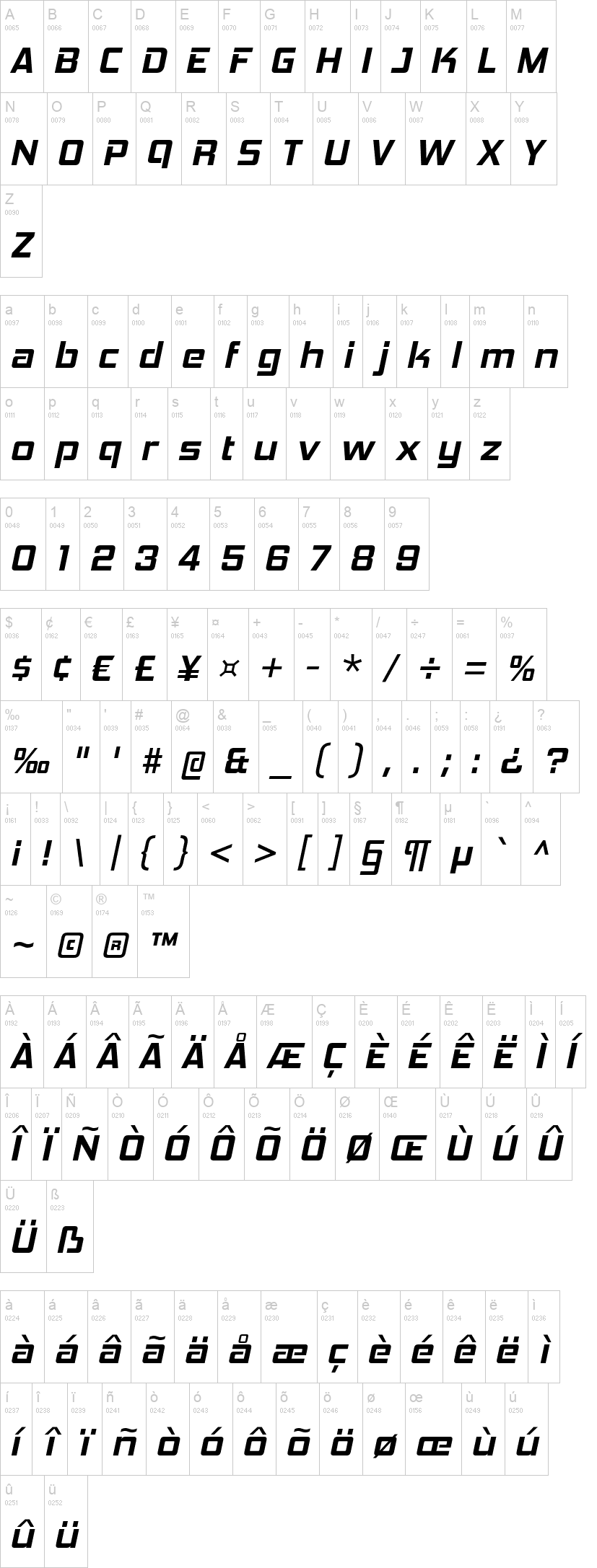 Hemi Head Font | dafont com