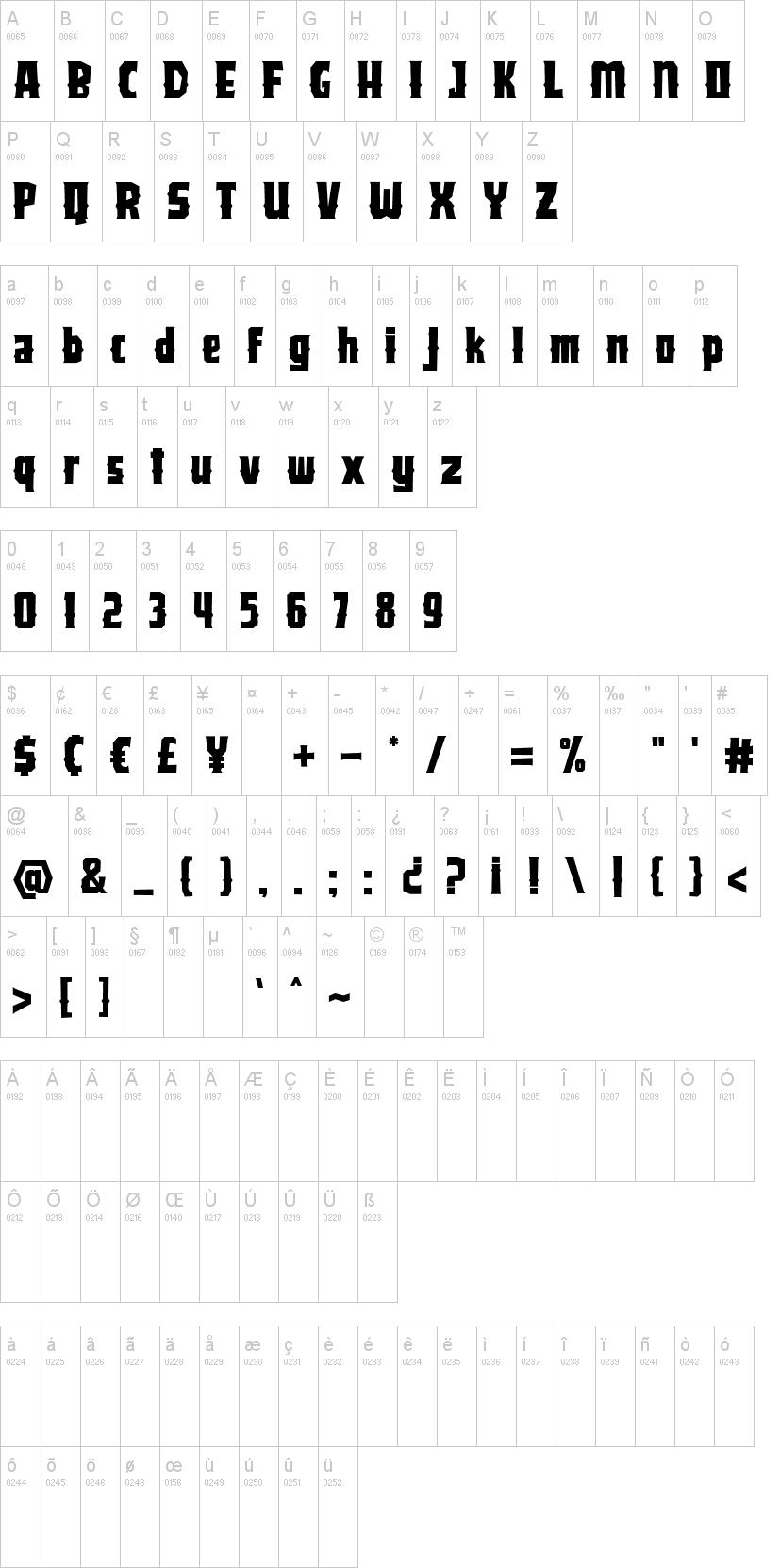 Jackster Font