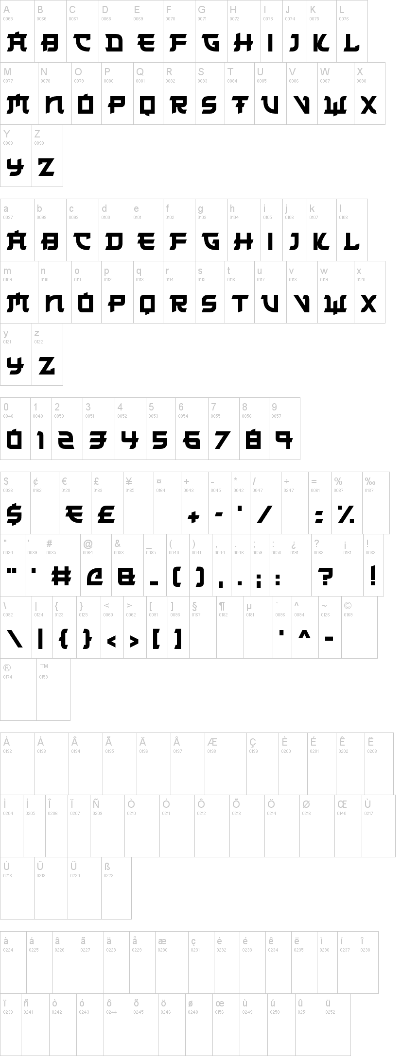 Japanese 2020 Font Dafont Com