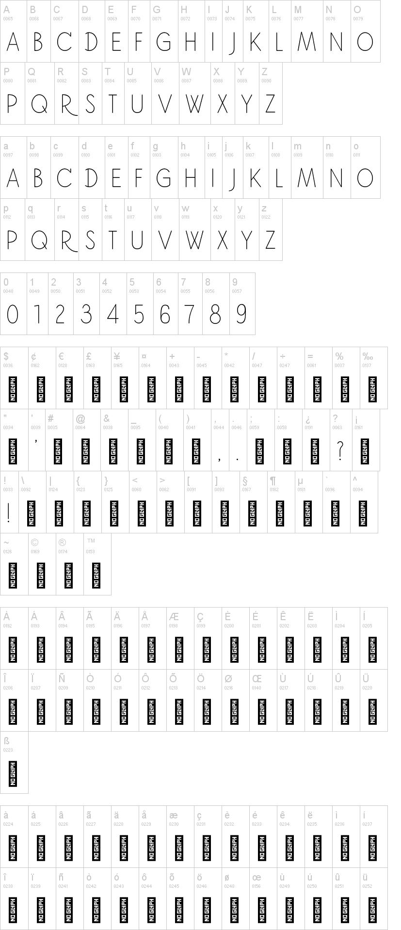 cubano regular font free download