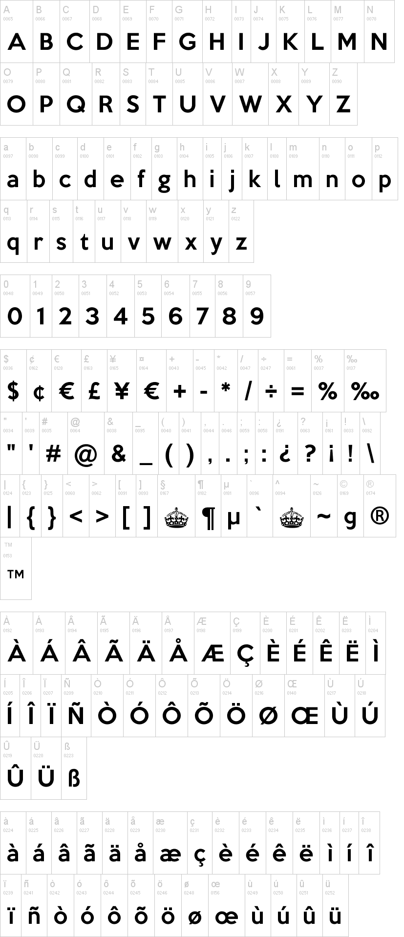 stay wildly font