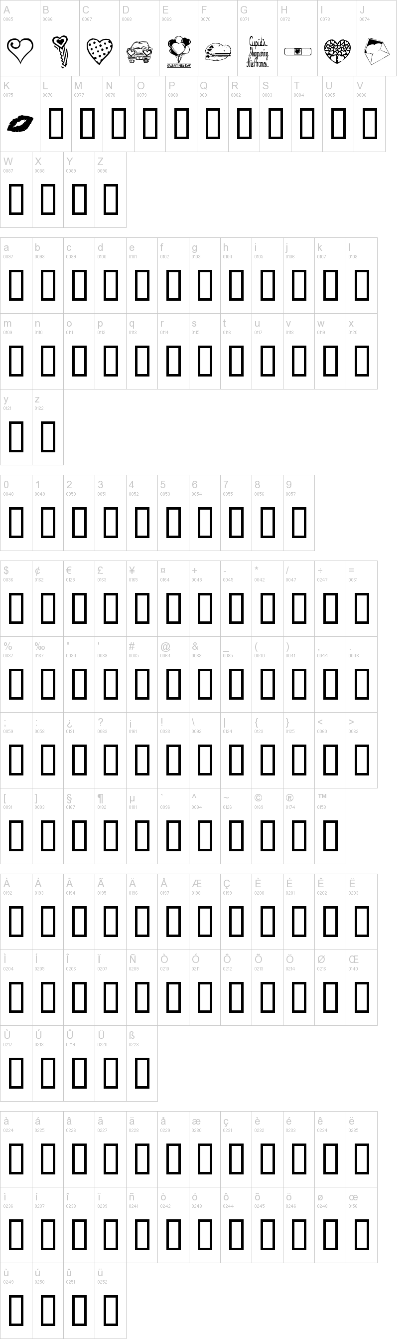 KR Valentine Dings