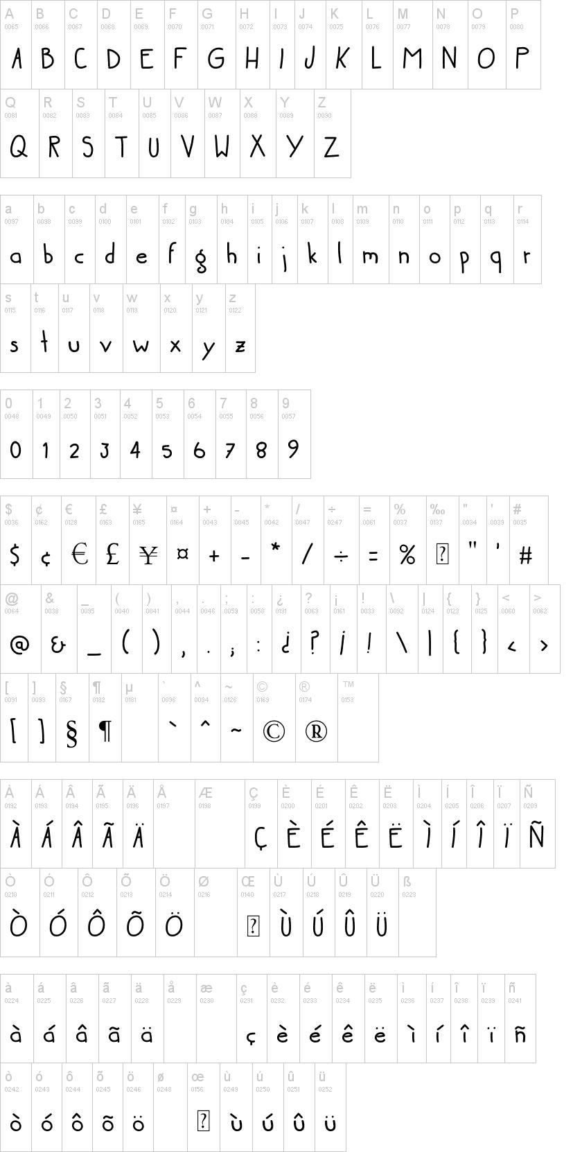 Littera Plain Book Font