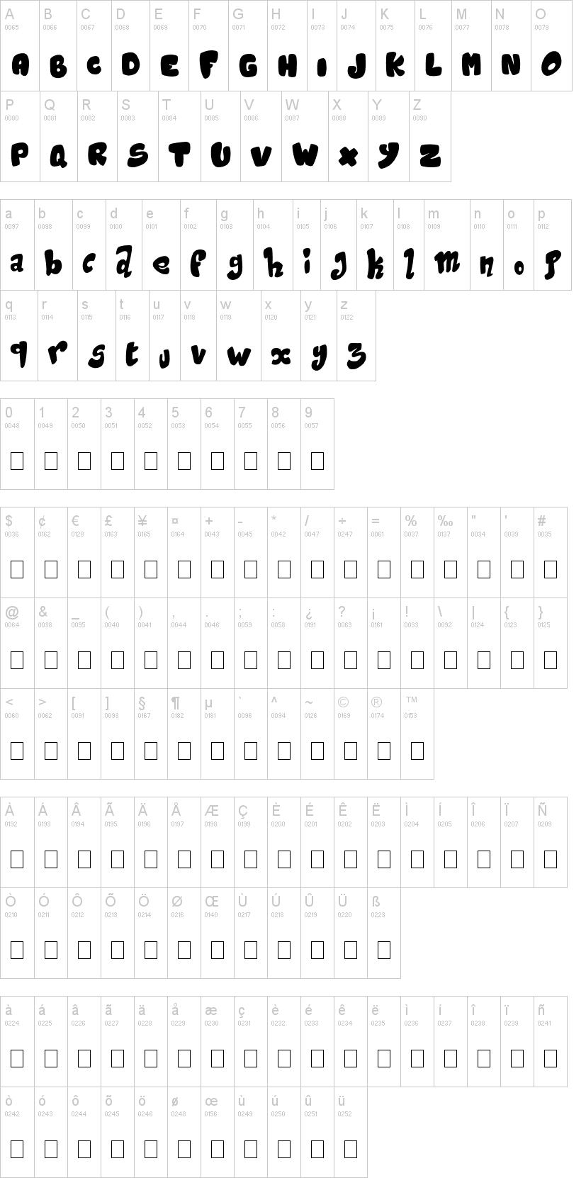 Magic Sound Font | dafont com