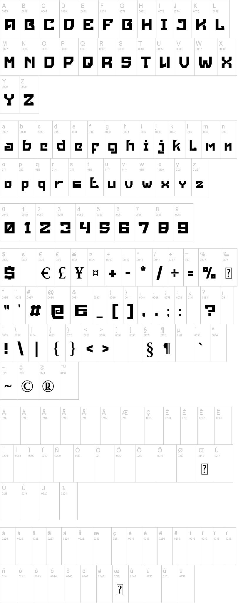 Mancha Font