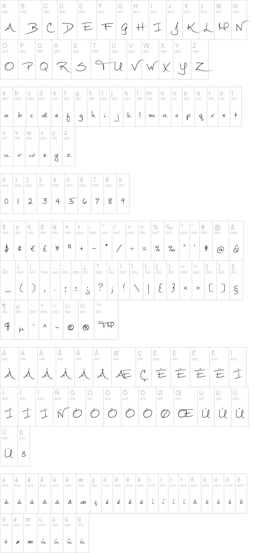 matilde font download