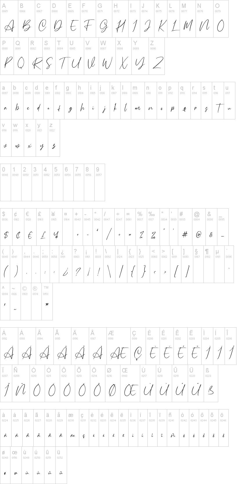My Autumn Font | dafont com