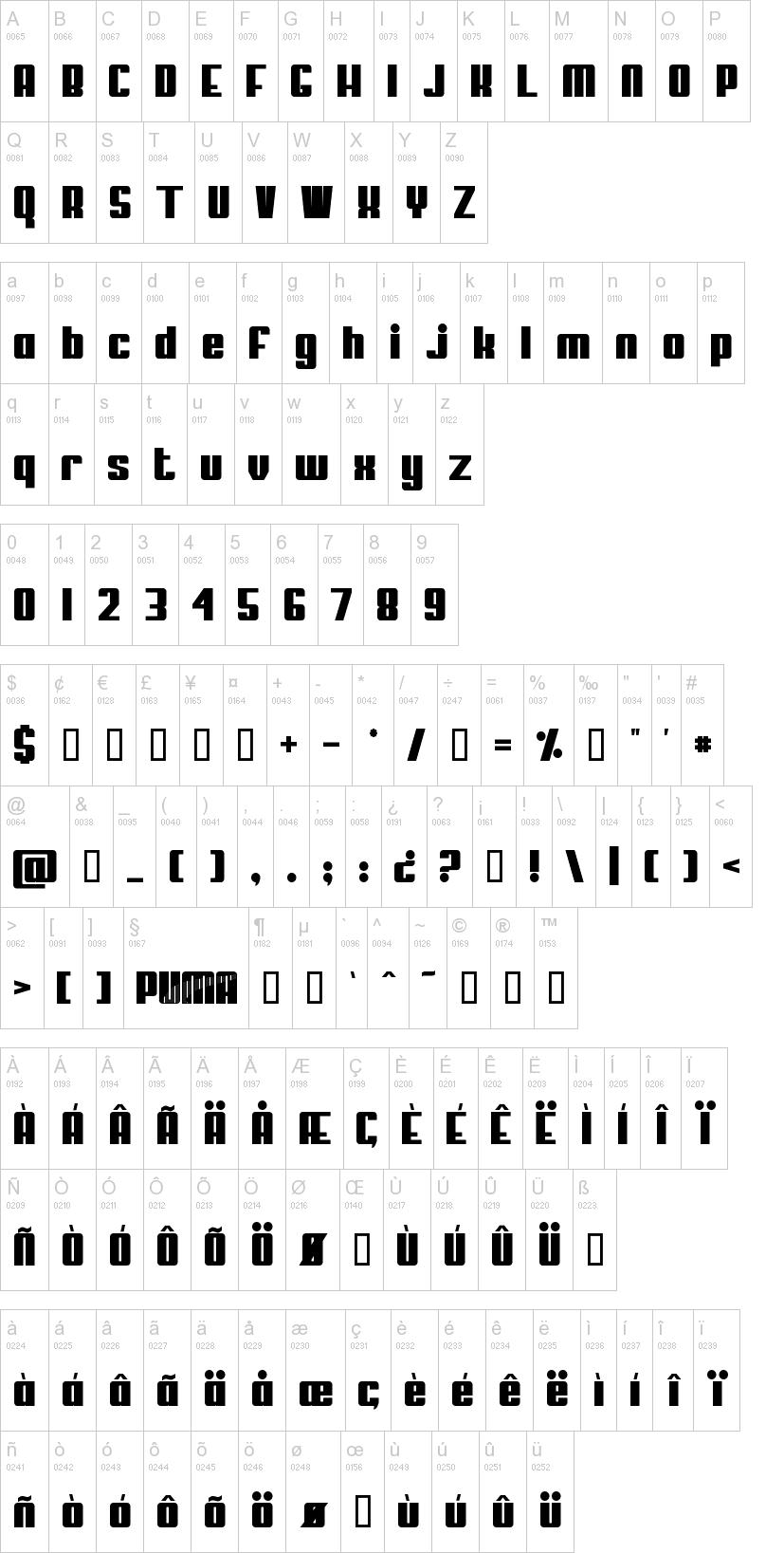 my puma font dafont com my puma font dafont com
