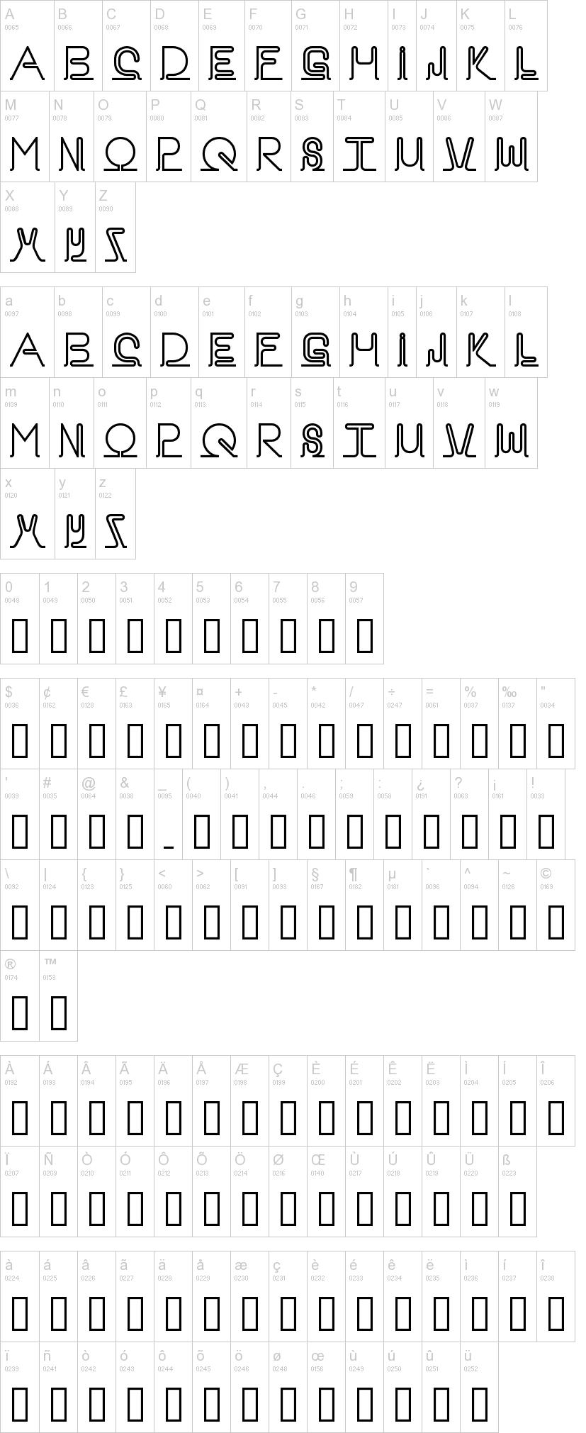 Neon Font | dafont com