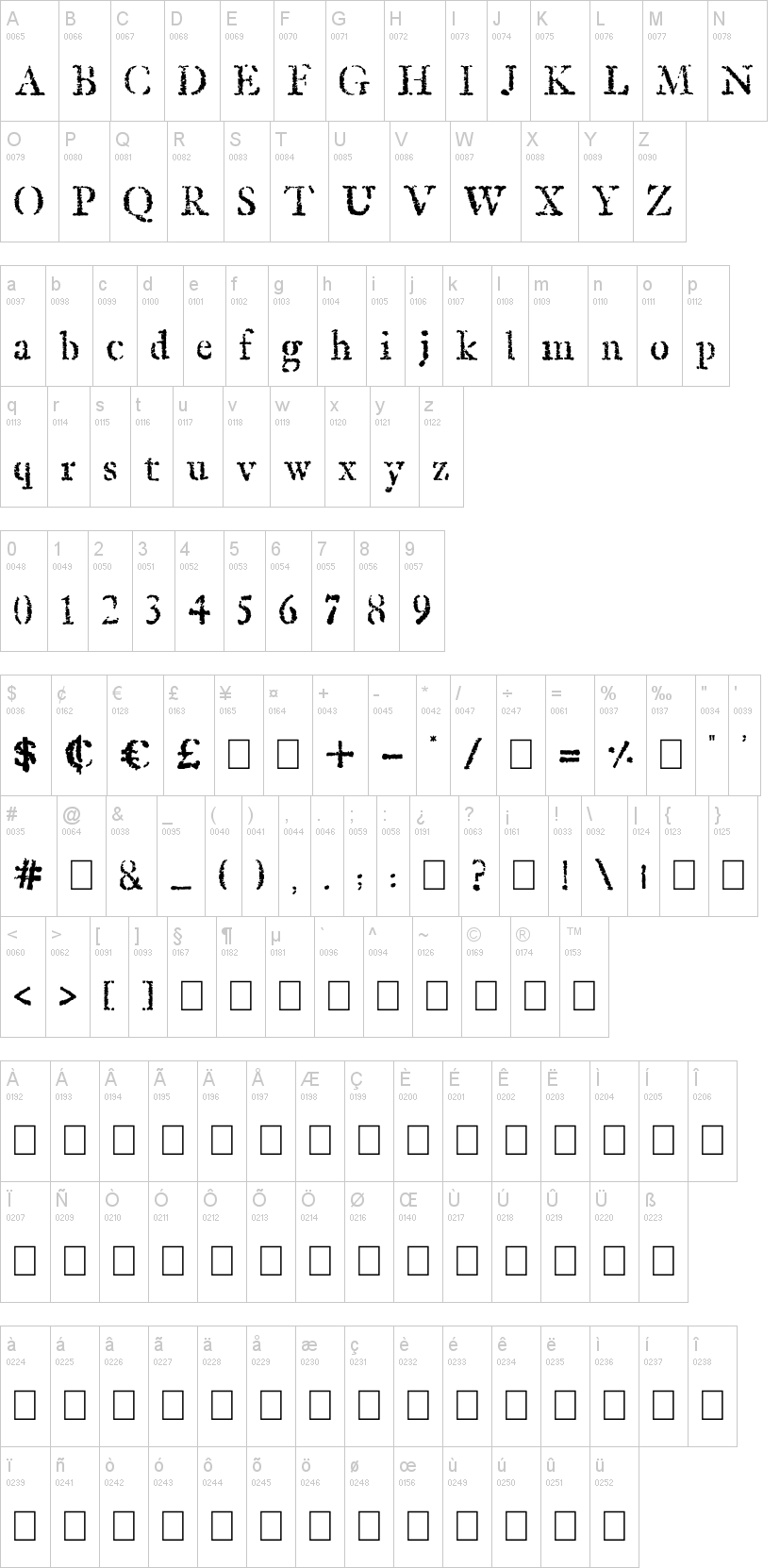 CSS effect to render a font with rubber stamp effect - Stack Overflow