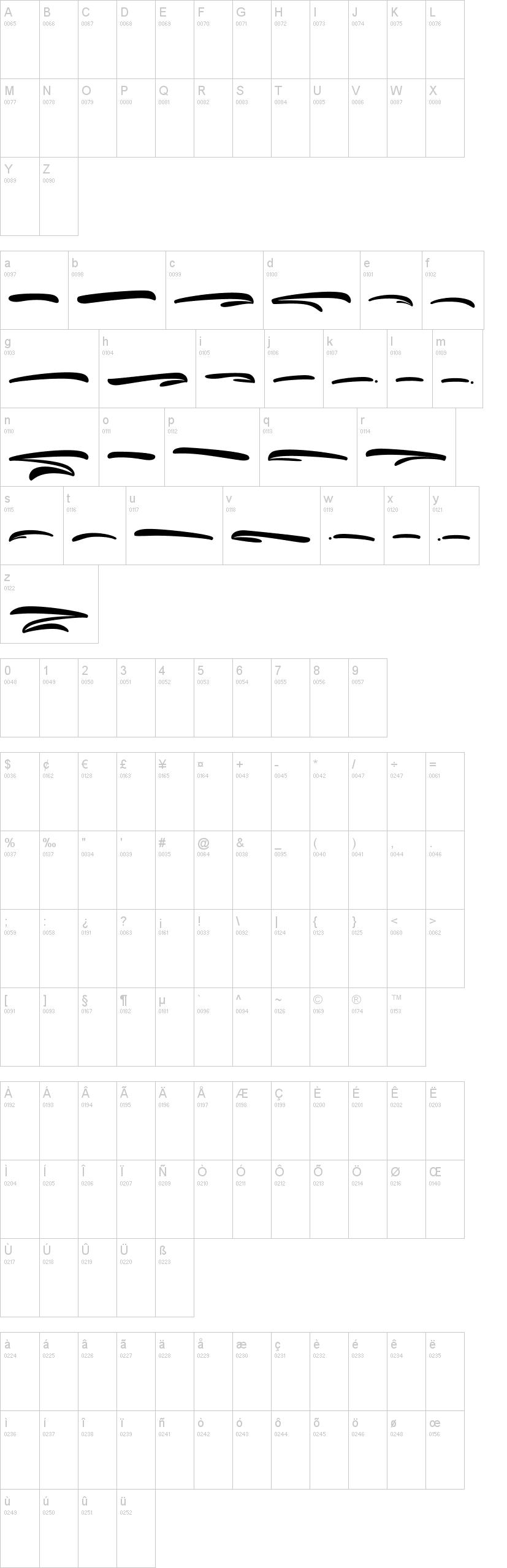 Passengers Script Font | dafont com