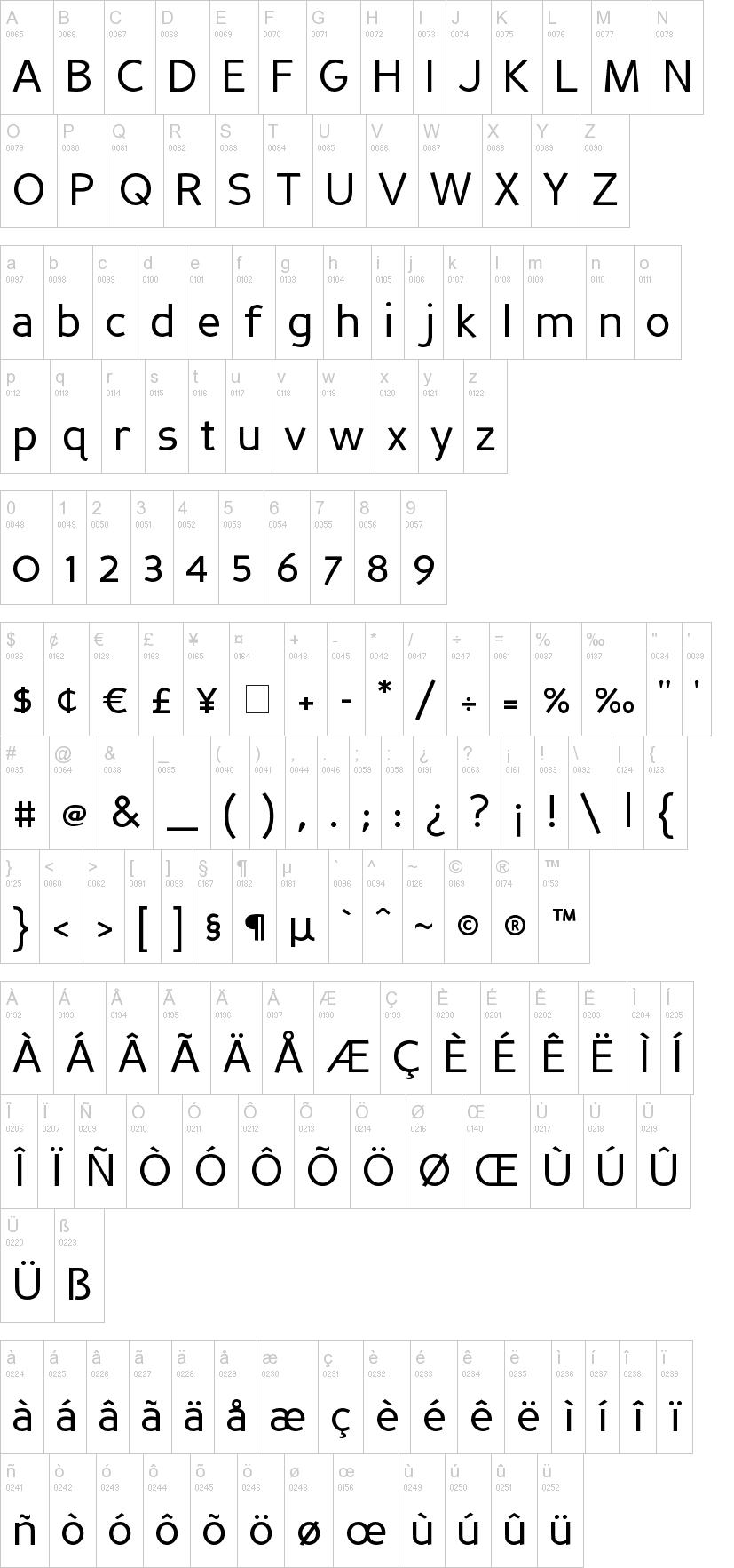 berlingske sans font