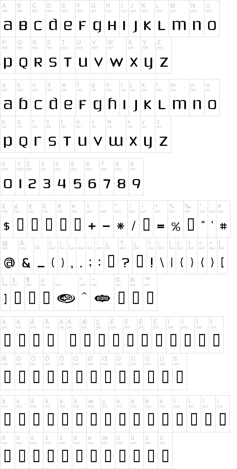 Phoenix Sans Font   dafont com