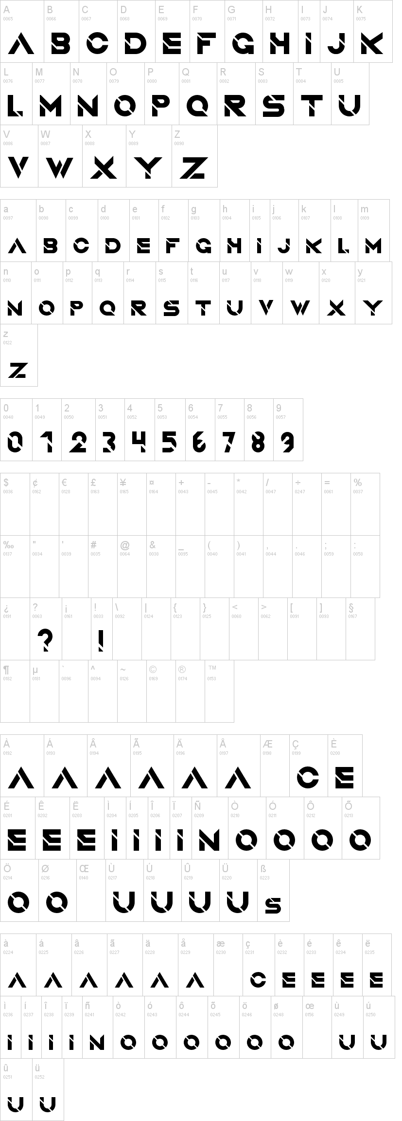 Quantum Font | dafont com