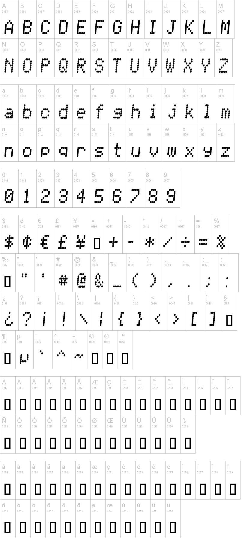 Receiptional Receipt Font | dafont com