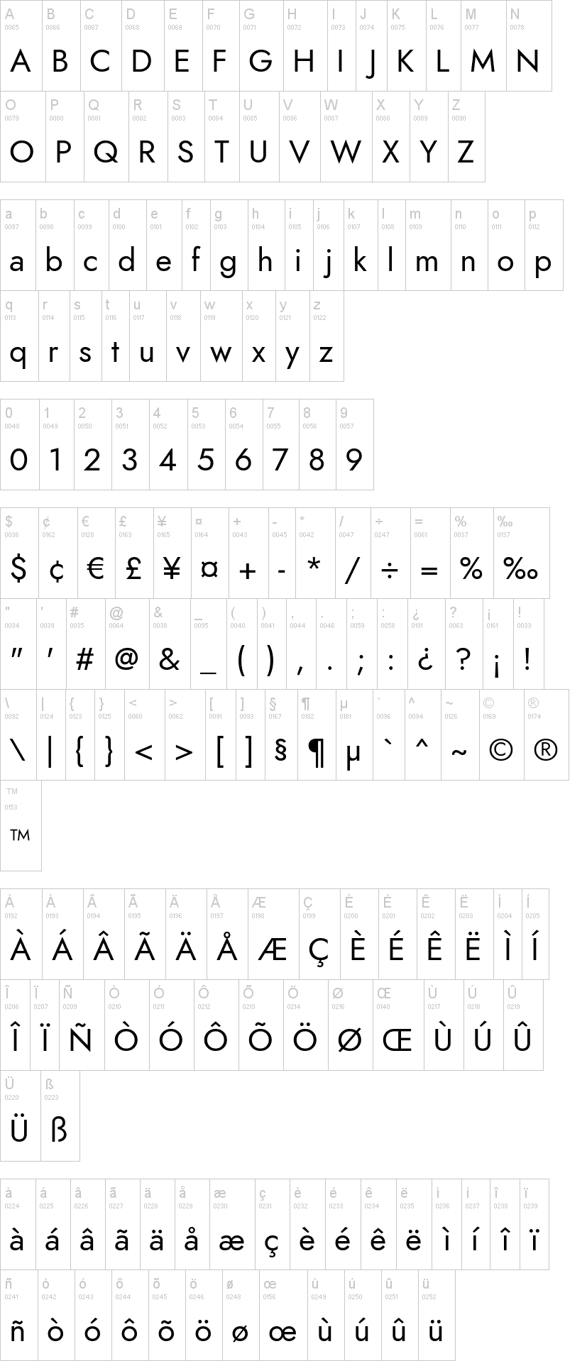 Futura Tt Medium Font Free Download