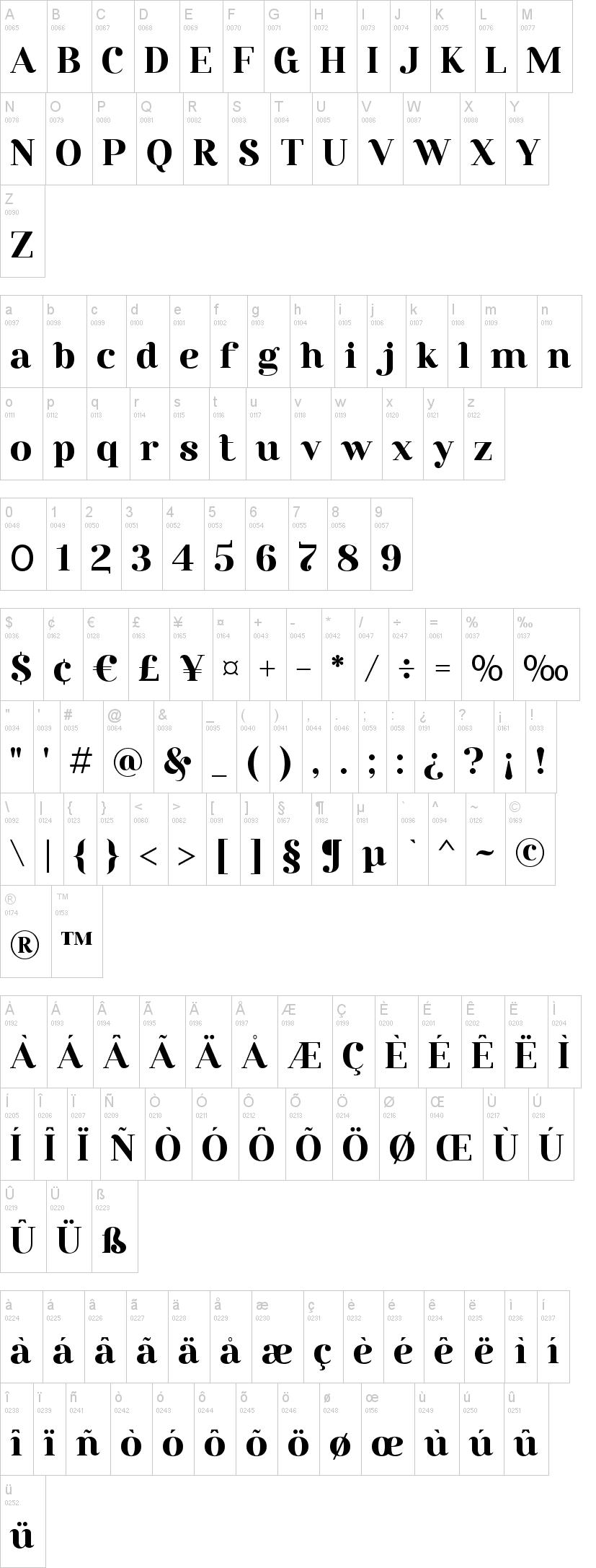 Rosmatika Font
