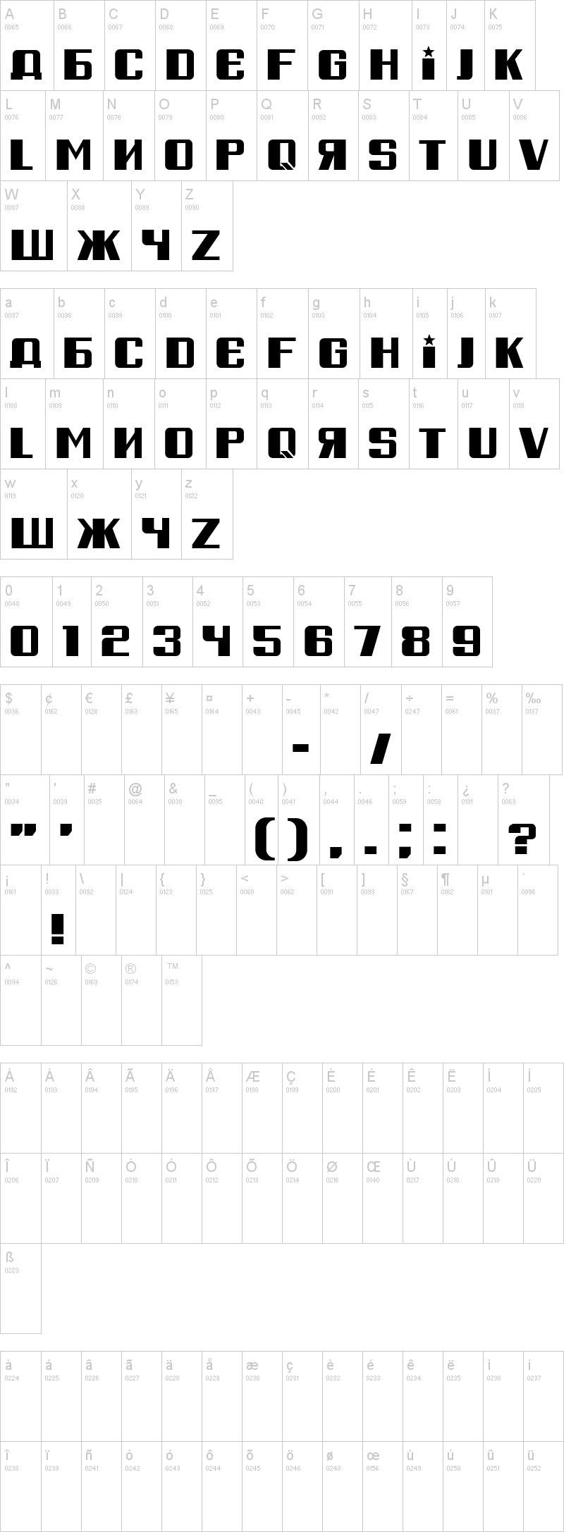 Russian Spring Font | dafont com