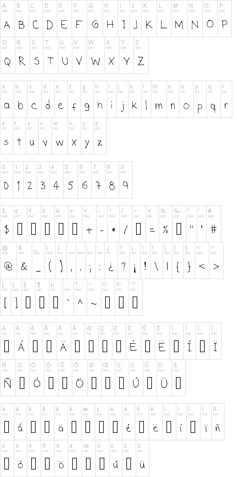 S Hand Schriftart Dafont Com