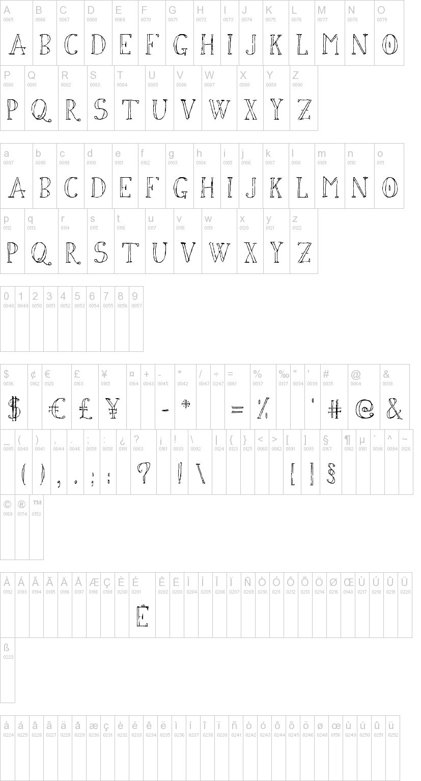 Simon Script Font