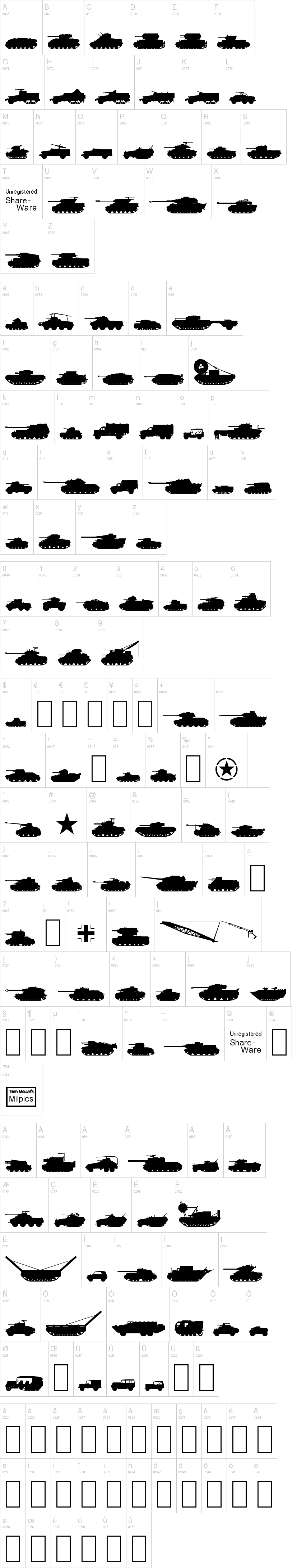 Tanks WW2