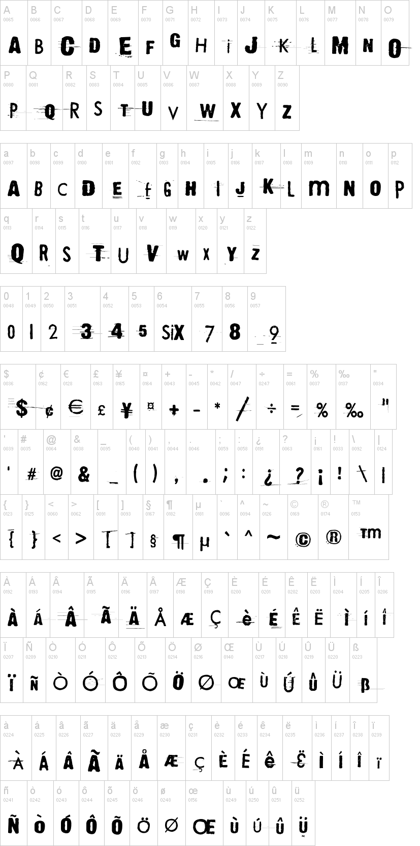 they re coming to take me away font