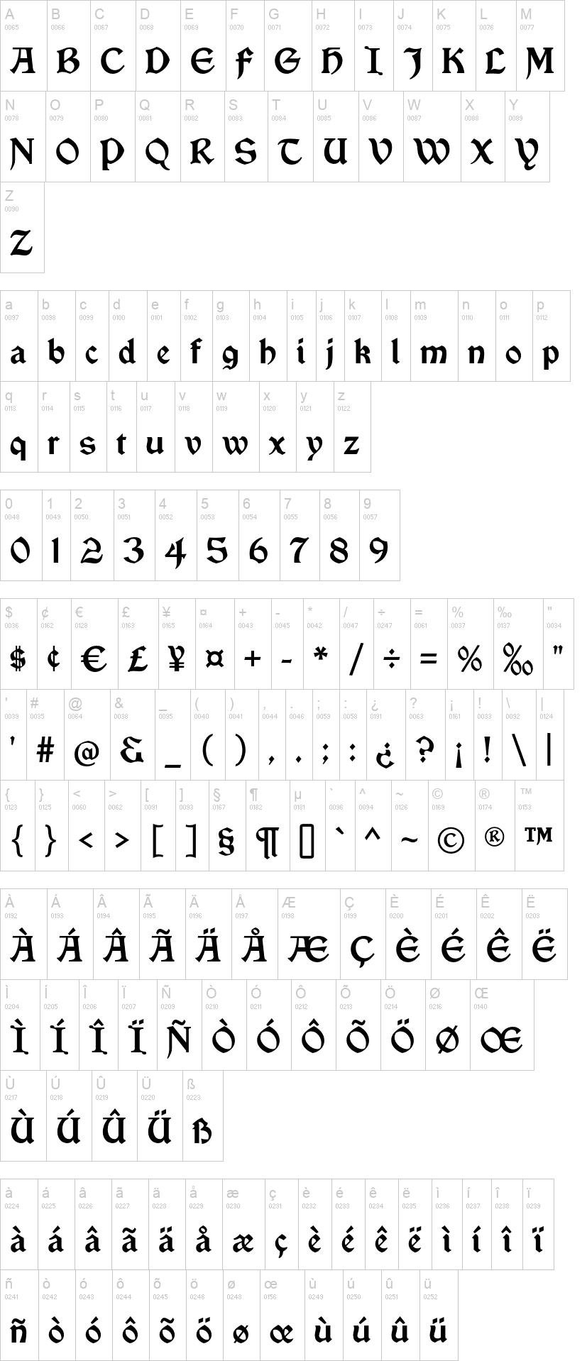 Vinque-Regular font