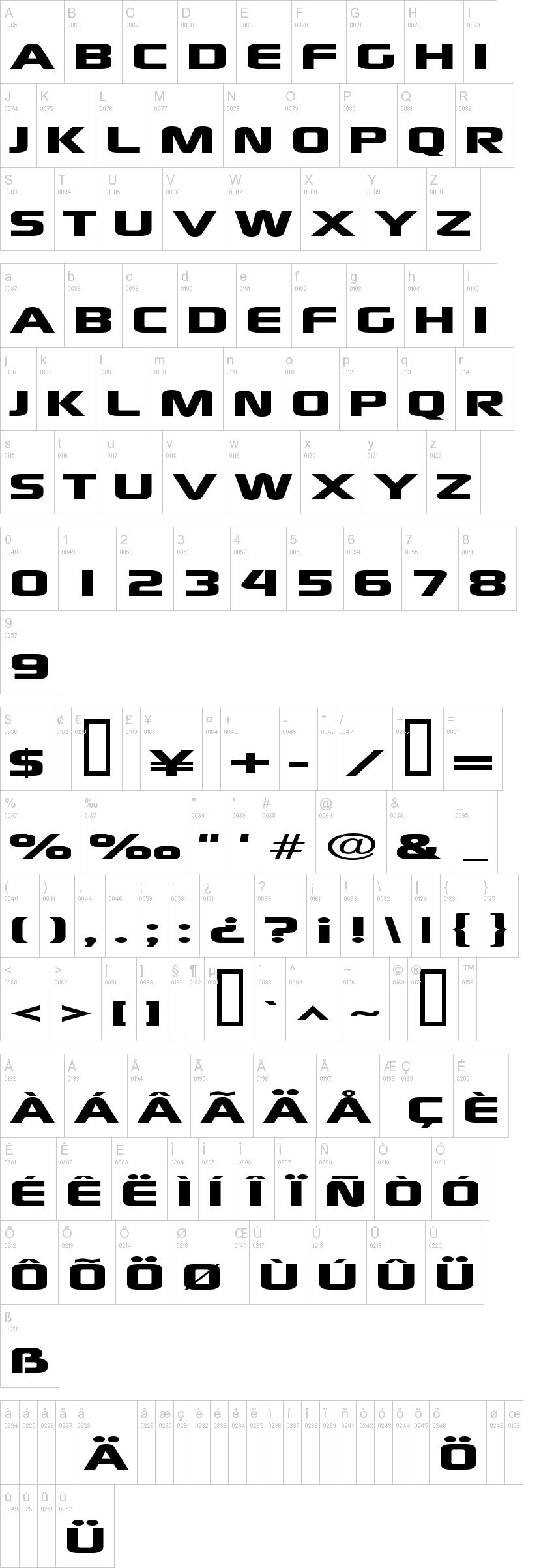 Xscale Font   dafont.com