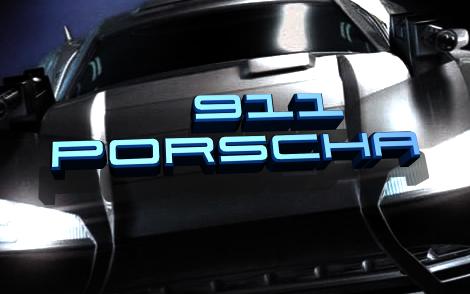 911 Porscha Font | dafont com