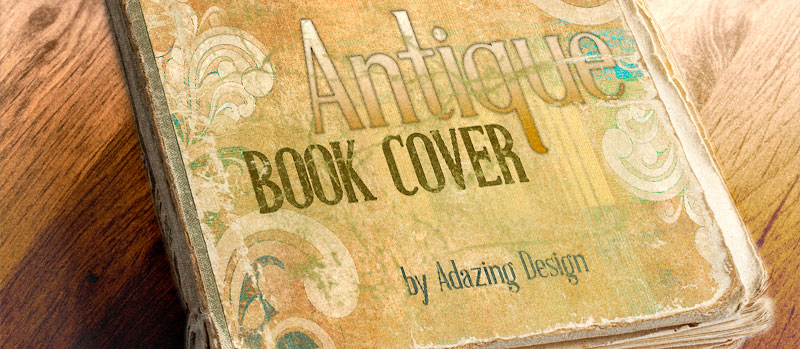 Old Book Cover Generator : Antique book cover dafont
