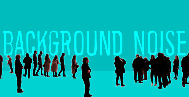 Background noise Font dafontcom