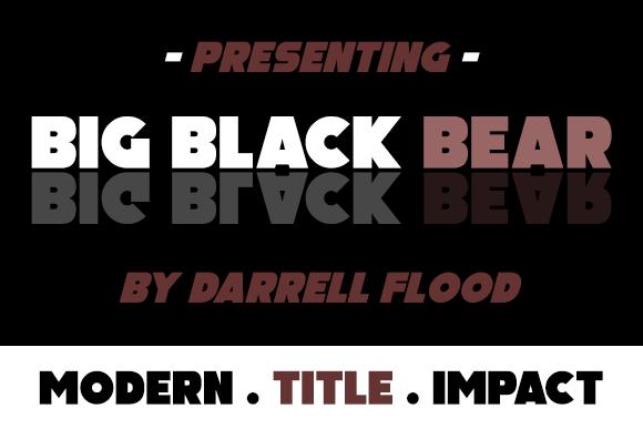 Big black d