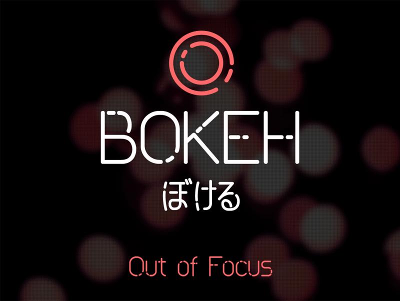 Bokeh Font Download