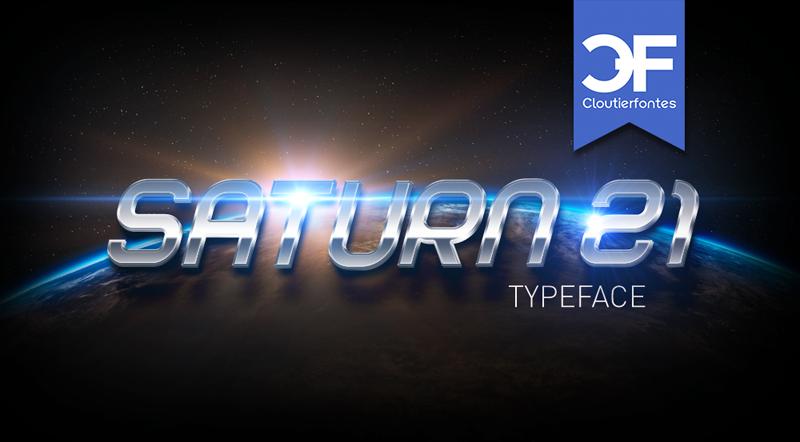 Cf Saturn 21 Font Dafont Com