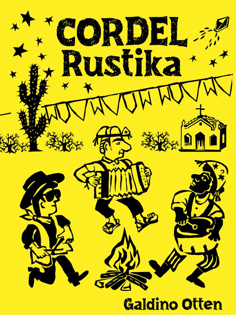Cordel Rustika Font   dafont.com