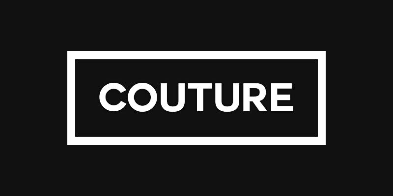 98ca428e4 Couture Font