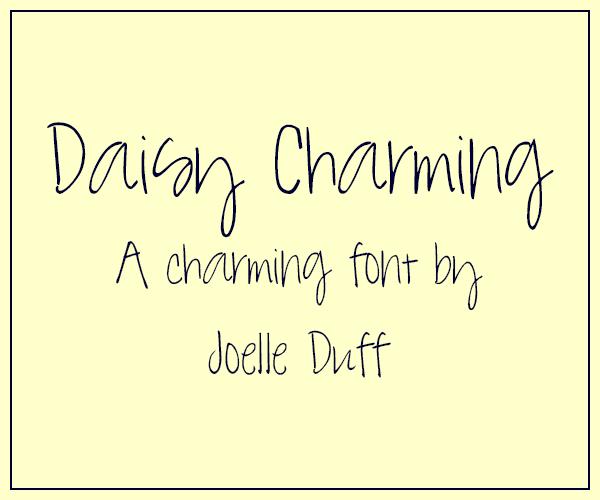 Daisy Charming Font | dafont.com