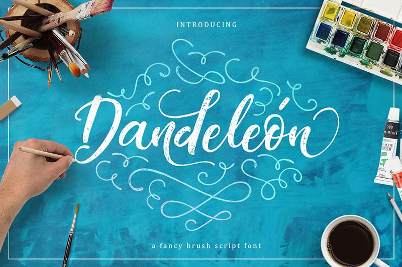 Dandeleуn Font