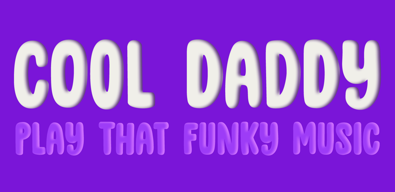 DK Cool Daddy Font