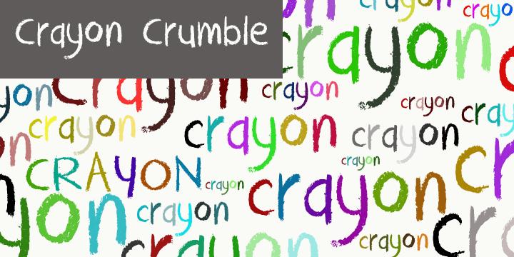 Resultado de imagen de crayon crumble