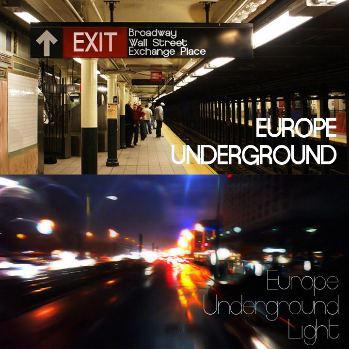 Europe Underground Font | dafont