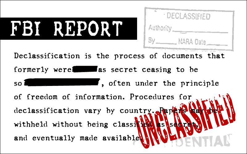 FBI Old Report Font | dafont com