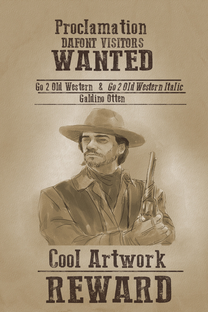 Go 2 Old Western