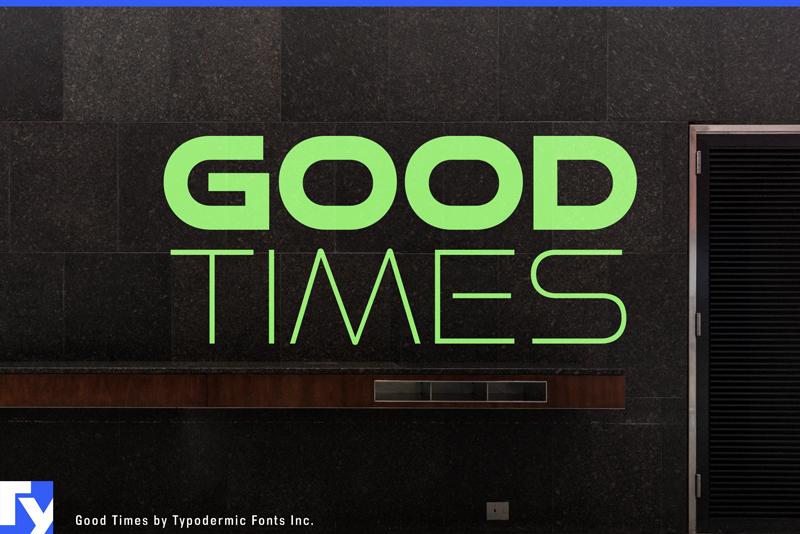 Good Times Font | dafont com