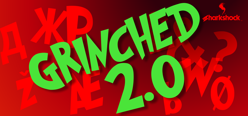 free fonts, Grinched 2.0