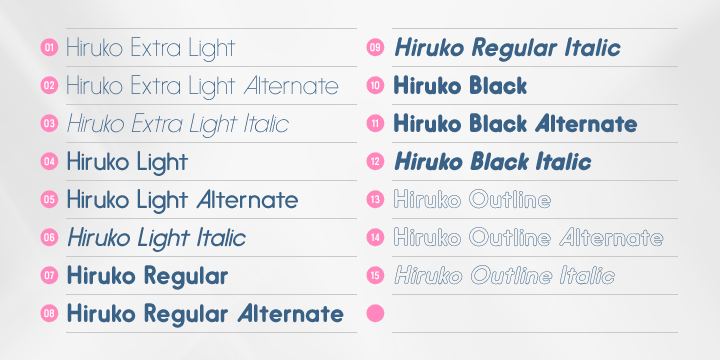 Pro book hiruko